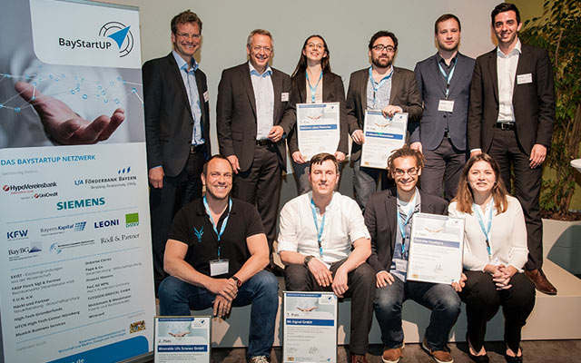 Lumatix erringt den ersten Platz beim renommierten Businessplan-Wettbewerb Nordbayern 2011